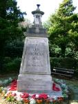 Alexandra Park war memorial inCrosby