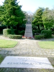 Garden of Remembrance, Alexandra Park, Crosby