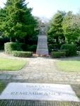 Garden of Remembrance, Alexandra Park, Crosby
