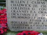 John Drummond on Crosby's Alexandra Park war memorial