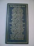 St Michael's Church, Blundellsands War Memorial 1939-1945