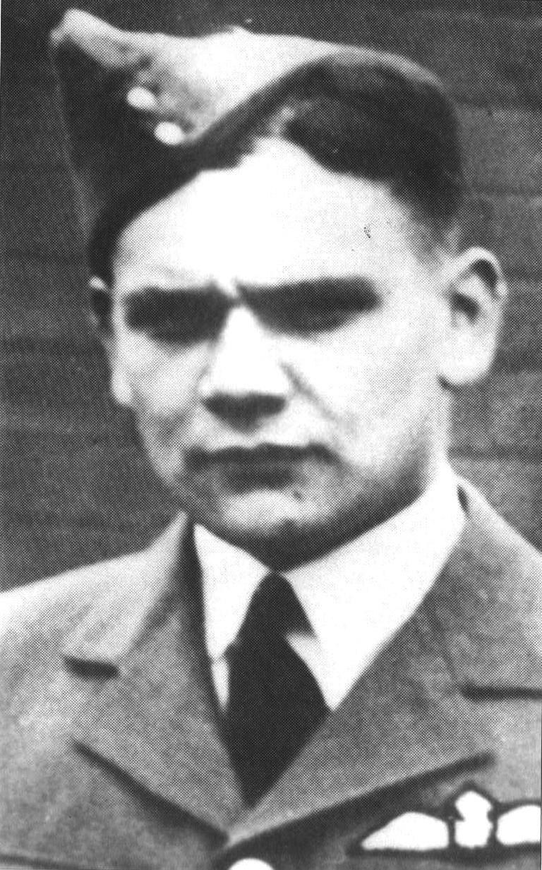 Reginald Frank Rimmer - rimmer-serious