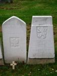 Wladyslaw Szulkowski's grave