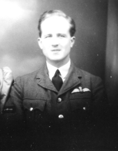 Photograph courtesy of 611 Squadron Association Archives - Aldon Ferguson