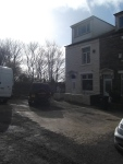 76 Airedale College Road was end of terrace which has now been demolished